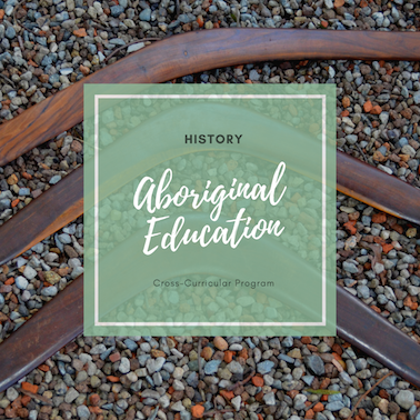 click for History - Aboriginal Education