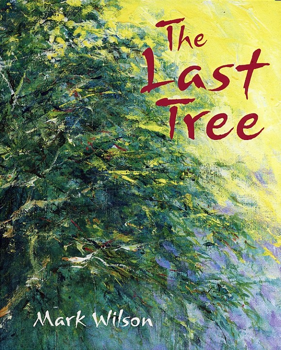 The last tree book cover.